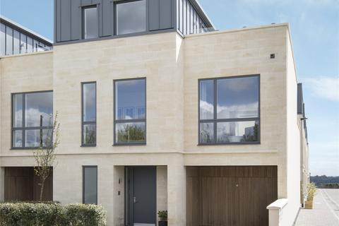 4 bedroom terraced house for sale - Lansdown Square West, Granville Road, Bath, BA1