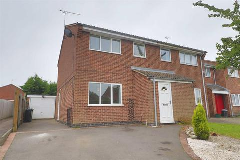 3 bedroom semi-detached house to rent - Wilton Close, Oadby, Leicester