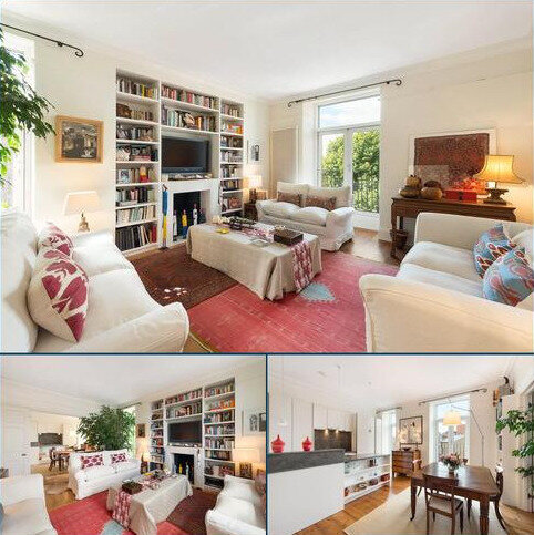 4 bedroom flat for sale - Drayton Gardens, London, SW10