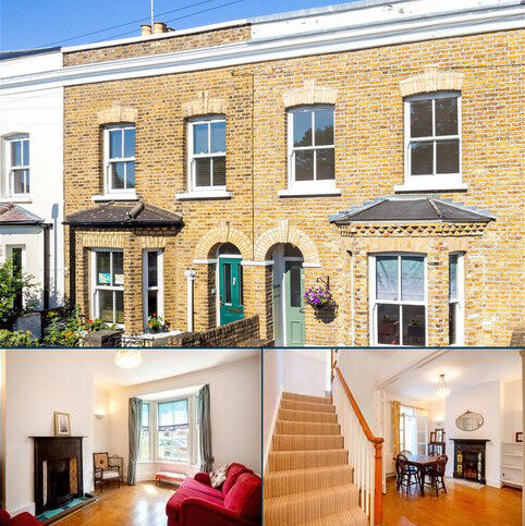 2 bedroom terraced house for sale - Dyers Lane, Putney, London, SW15