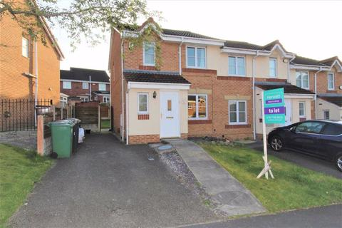 3 bedroom semi-detached house to rent - Elsworth Close, Radcliffe, Radcliffe Manchester