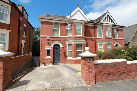 5 bedroom semi-detached house for sale - Llanthewy Road, Newport, NP20