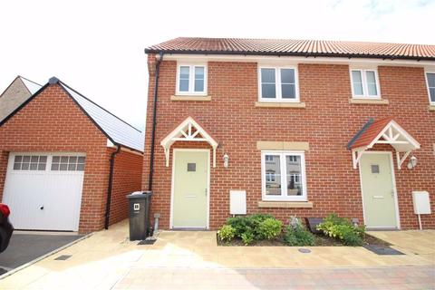 3 bedroom end of terrace house to rent - Wall Flower Close, Lyde Green, Bristol