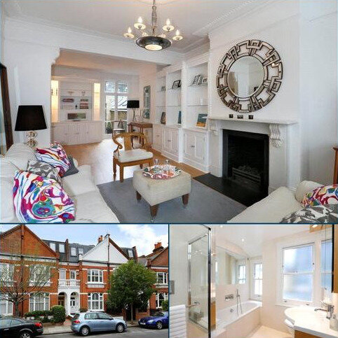 6 bedroom terraced house for sale - Stokenchurch Street, Fulham, London, SW6