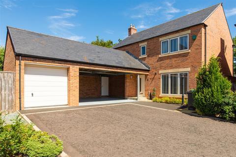 4 bedroom detached house for sale - St Joseph's Close, Killingworth Village, Newcastle Upon Tyne