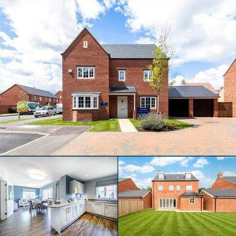 5 bedroom detached house for sale - 164 Parsons Piece, Banbury, Oxfordshire, OX16