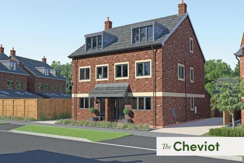 4 bedroom semi-detached house for sale - Plot 39 Shepherd's Rest, Shepherd Lane, Lincoln Way, Beverley, HU17 8PH