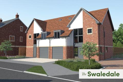 4 bedroom semi-detached house for sale - Plot 38 Shepherd's Rest, Shepherd Lane, Lincoln Way, Beverley, HU17 8PH