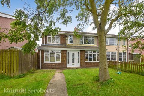 4 bedroom semi-detached house for sale - Short Grove, Murton, Seaham