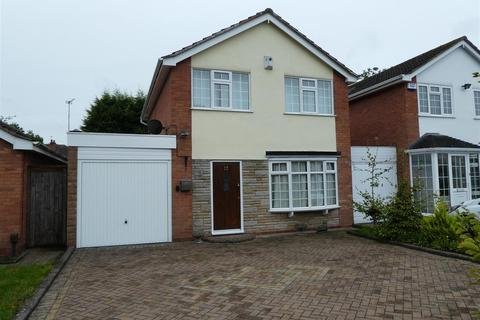 3 bedroom detached house to rent - Copt Heath Drive, Knowle, Solihull, B93 9PA