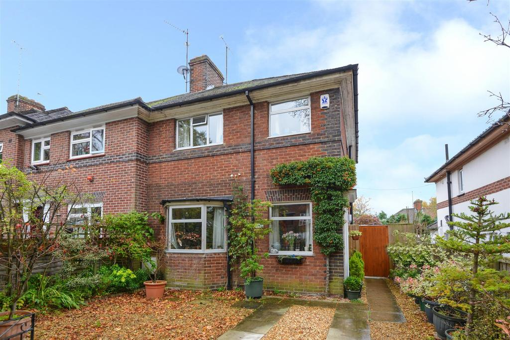 3 Bedrooms End Of Terrace House for sale in Morrell Avenue, East Oxford