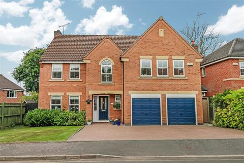 5 bedroom detached house for sale - Heath Green Way, Westwood Heath, Coventry