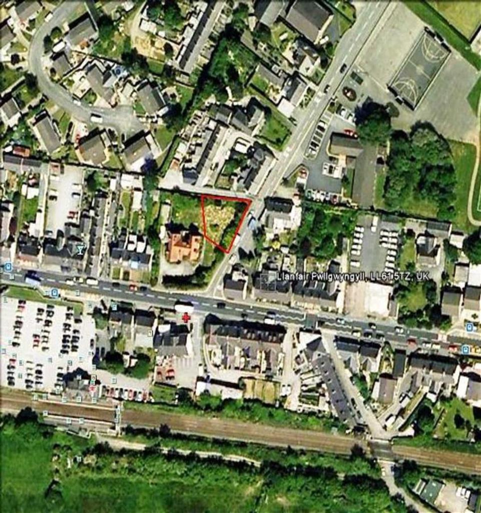 Land Commercial for sale in Adjacent To Ty Coch, Llanfairpwll, Anglesey