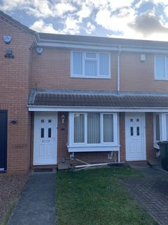 2 bedroom terraced house to rent - Ordley Close, Dumpling Hall