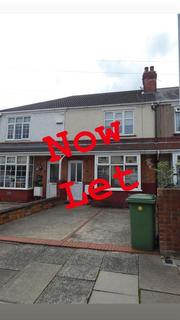 3 bedroom terraced house to rent - Elm Avenue Grimsby North East Lincolnshire