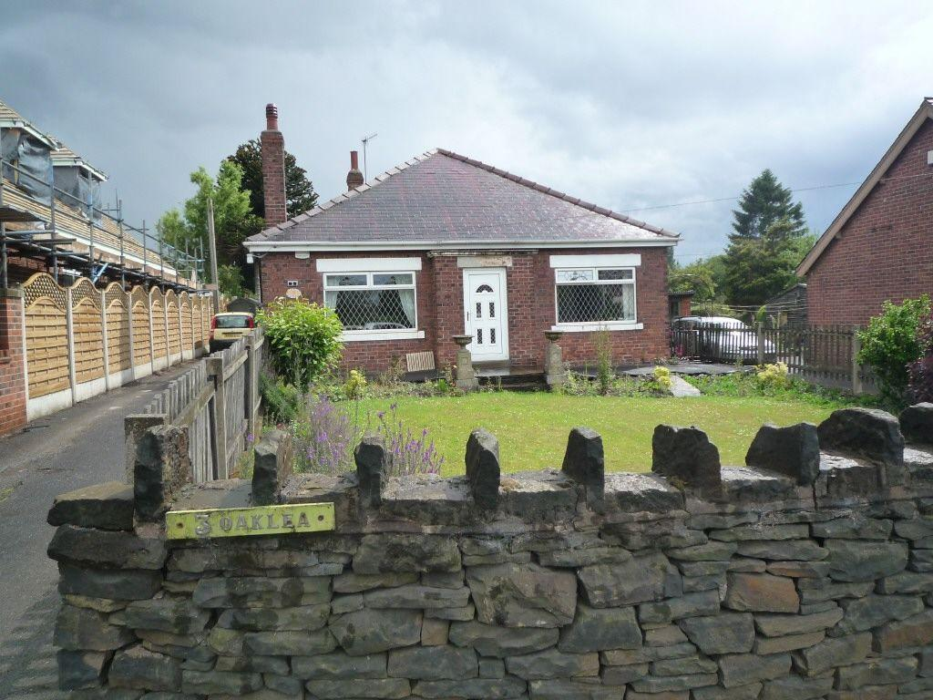 4 Bedrooms Bungalow for sale in Oaklea, Station Road, Brimington, Chesterfield, S43 1JH