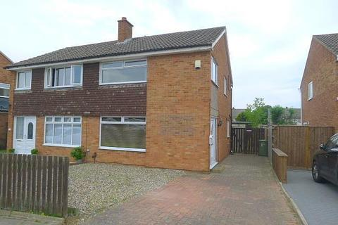 3 bedroom semi-detached house for sale - Cunningham Drive, Thornaby, Stockton-On-Tees, TS17