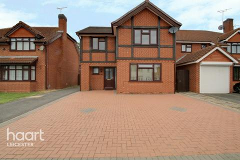 4 bedroom detached house for sale - Neville Road, Leicester