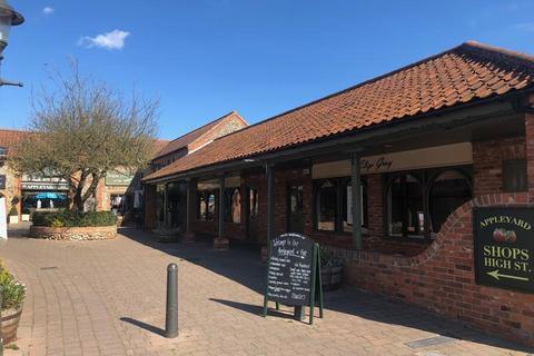 Shop to rent - 1 Appleyard, Holt, Norfolk, NR25 6AR
