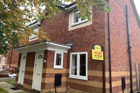 2 bedroom semi-detached house to rent - Velour Close, Manchester