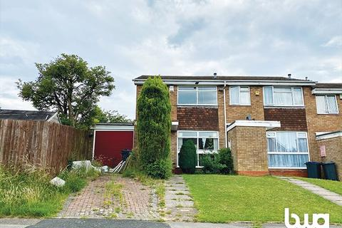 3 bedroom end of terrace house for sale - Holly Hill Road, Rednal, Birmingham, B45 0JU