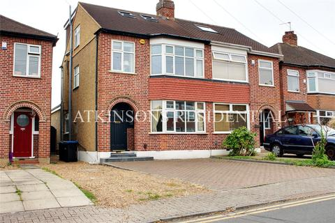 4 bedroom semi-detached house for sale - Burnham Close, Enfield, Middlesex, EN1