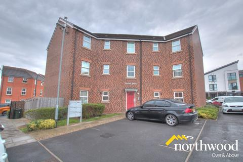 2 bedroom flat to rent - Russell Close, Wallsend, Newcastle upon Tyne, NE28 9JY