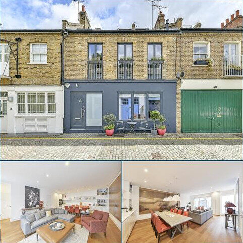 3 bedroom mews for sale - Russell Gardens Mews, Holland Park, London, W14