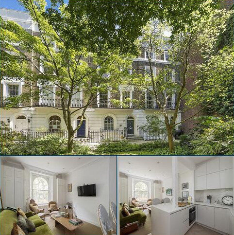 2 bedroom flat for sale - St. Petersburgh Place, London, W2