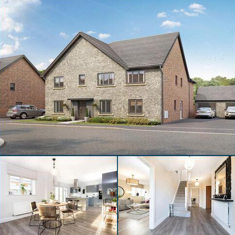 5 bedroom detached house for sale - The Wolvercote, Plot 135, Lakeview, Colwell Green, Witney