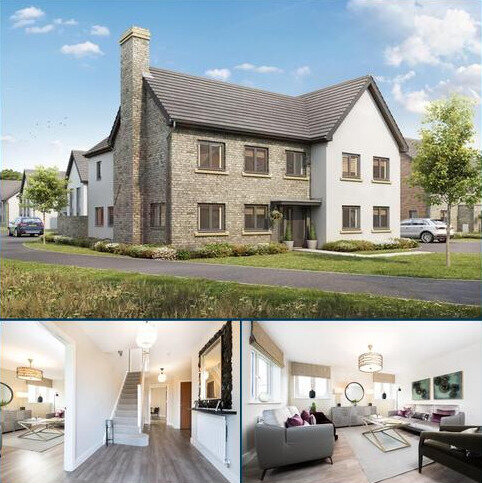 5 bedroom detached house for sale - The Constable, Plot 132, Lakeview, Colwell Green, Witney