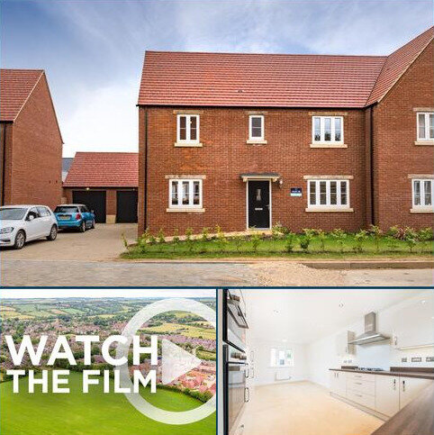 4 bedroom semi-detached house for sale - Scholars' Gate, Beech, Sibford Road, Hook Norton, Banbury, Oxfordshire