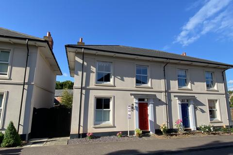 3 bedroom semi-detached house for sale - Masterson Street, Wyvern Park, EX2
