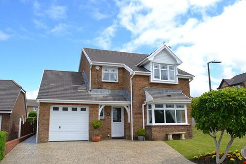 4 bedroom detached house for sale - Bryn Hedydd, Llangyfelach, Swansea, City And County of Swansea. SA6 8BS