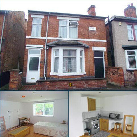 Studio to rent - Severn Street DE24