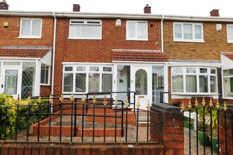 3 bedroom terraced house for sale - PERCY TERRACE SOUTH, HENDON, SUNDERLAND SOUTH