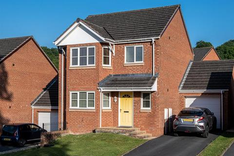 3 bedroom detached house for sale - Camddwr Rise, Tremont Park, Llandrindod Wells, LD1 5BF