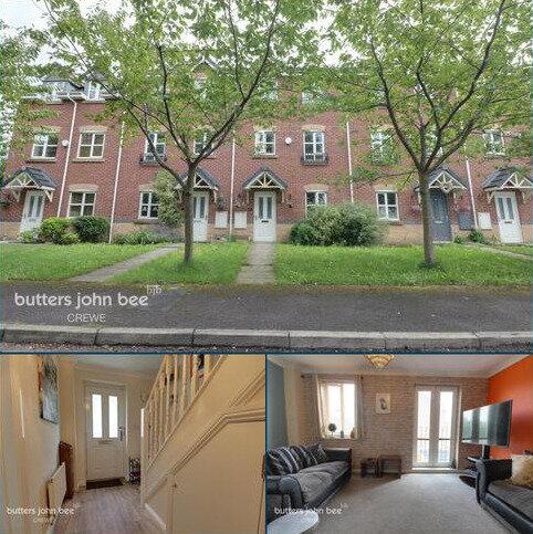 3 bedroom townhouse for sale - Herbert Street, Crewe