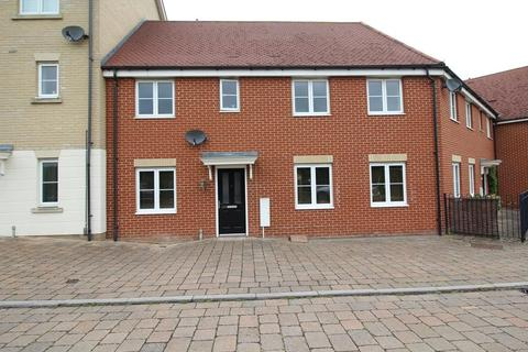 3 bedroom terraced house for sale - Burghley Way, Chelmsford, Essex, CM2