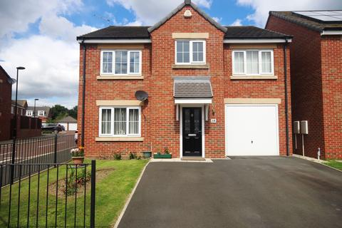 4 bedroom detached house for sale - Lodge Court, Whitley Lodge, Whitley Bay, NE26 3HA
