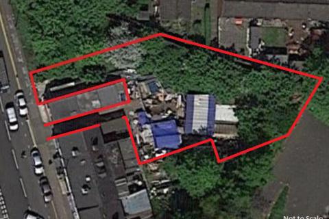 Land for sale - Railway Terrace, Old Walsall Road, Hamstead Village, Birmingham B42 1NR