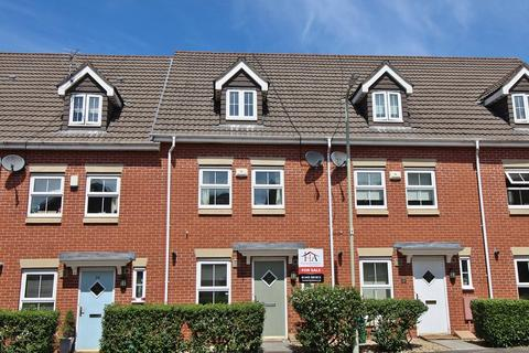 3 bedroom terraced house for sale - Bryn Dewi Sant, Miskin, Pontyclun, Rhondda, Cynon, Taff. CF72 8TJ