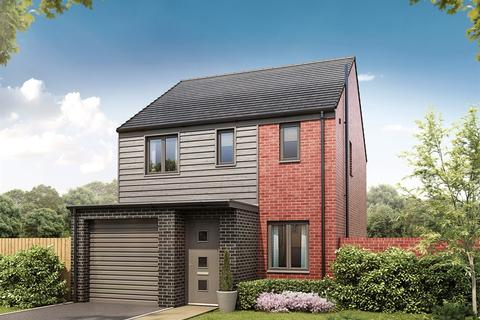 3 bedroom semi-detached house for sale - Plot 135, The Rufford   at Ashworth Place, Tithebarn Lane EX1