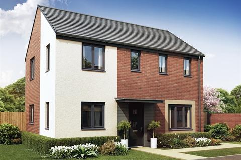 3 bedroom detached house for sale - Plot 137, The Clayton Corner  at Ashworth Place, Tithebarn Lane EX1