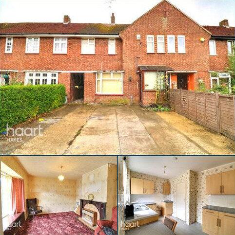 3 bedroom terraced house for sale - Lavender Road, UXBRIDGE