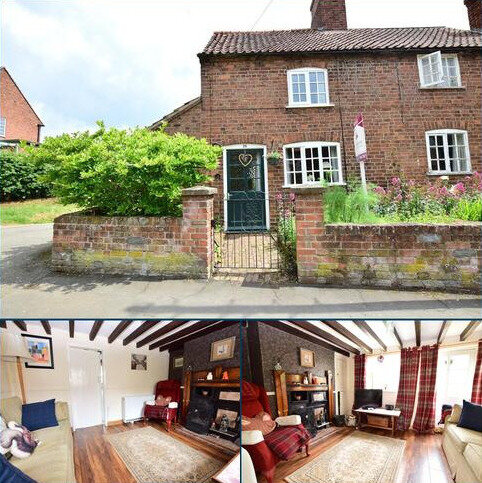2 bedroom end of terrace house for sale - King Street, Scalford, Melton Mowbray