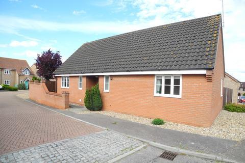 2 bedroom detached bungalow for sale - Elizabeth Bonhote Close, Bungay