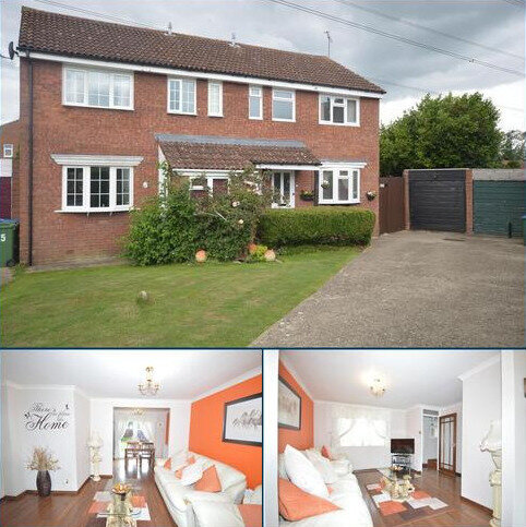3 bedroom semi-detached house for sale - Constable Place, Aylesbury