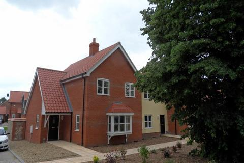 3 bedroom semi-detached house to rent - DISS