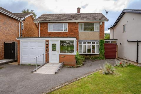 3 bedroom detached house for sale - Edstone Close, Dorridge